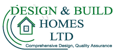 Design & Build Homes Logo